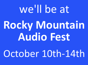 Rocky Mountain Audio Fest 2013